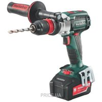 Фото Metabo SB 18 BLDC Quick 5.2Ah x2 Case