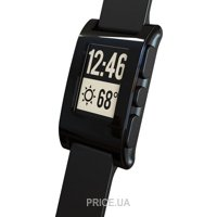 Фото Pebble SmartWatch (Jet Black)