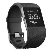 Фото Fitbit Surge Small (Black)