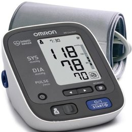 Omron M5 HR + сетевой адаптер