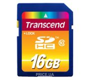 Фото Transcend TS16GSDHC10