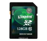 Фото Kingston SDX10V/128GB