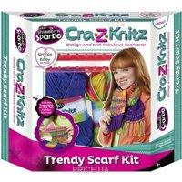 Фото Cra-Z-Knitz Модный шарфик серии Вязание (17121)
