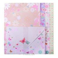 Фото ZiBi Заготовка для открыток с цветными конвертами (ZB.18222-AD)
