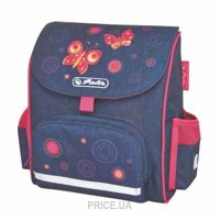 Фото HERLITZ  Mini Softbag Butterfly