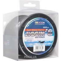 Фото Dragon Salt Water Game Jiggin'8 (0.35mm 600m 31.80kg)