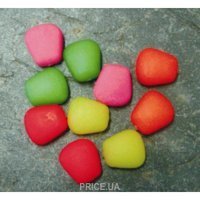 Фото Enterprise Tackle Искус. кукуруза Pор Uр Mixed Fluoro (Unflavoured) 10pcs