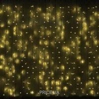 Фото Delux Curtain 912 LED 2х3m желтый/белый IP44 (10008255)