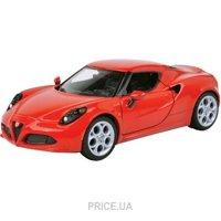 Фото MOTORMAX Alfa Romeo 4C, в ассортименте (1:24) (79320)