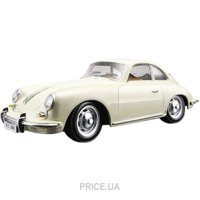 Фото Bburago Porsche 356B 1961 (18-22079)