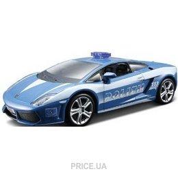 Фото Bburago Lamborghini Gallardo LP560 Polizia (18-43025)