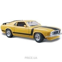 Maisto 1970 Ford Boss Mustang (31943)