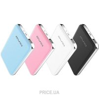 Фото Awei Power Bank P84k 10400 mAh Pink