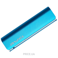 Фото Awei Power Bank P90k 2600 mAh Blue