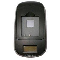 Фото ExtraDigital Зарядное устройство для Canon NB-4L, NB-8L, BP125A (LCD) - DV0LCD2003