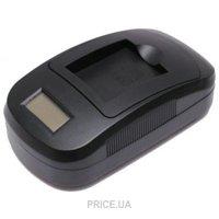Фото ExtraDigital Зарядное устройство для Samsung SB-L110, SB-L320, SB-L480 (LCD) - DV0LCD2031