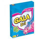 Фото Gala Стиральный порошок Автомат 3 в 1 Французский аромат 400 г