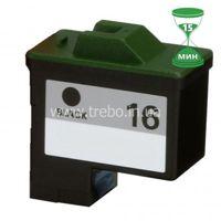 Фото Заправка струйного картриджа Lexmark 10N0016 BLACK