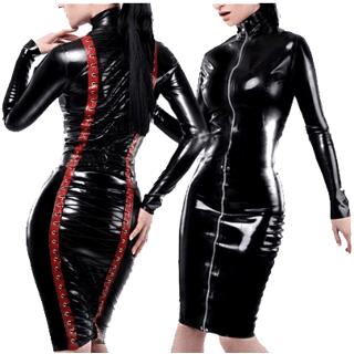 Одежа из кожи для секса