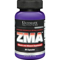 Фото Ultimate Nutrition ZMA 90 caps