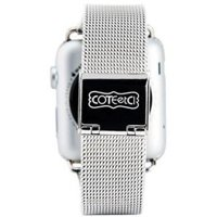 Фото Coteetci W2 Milanese Band Silver (CS2062-TS) for Apple Watch 42mm