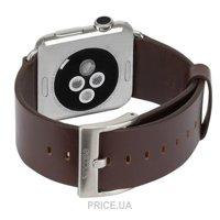 Фото Incase Leather Band Apple Watch 38mm - Brown (INAW10010-BRW)
