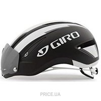 Giro Air Attack Shield Matt Black/White M
