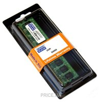 Фото GoodRam 2GB DDR3 1333MHz (GR1333D364L9/2G)