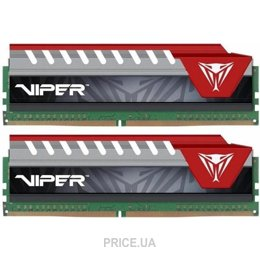 Модуль памяти Patriot 32GB (2x16GB) DDR4 2800MHz (PVE432G280C6KRD)