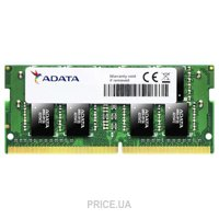 A-Data 8 GB SO-DIMM DDR4 2666 MHz (AD4S266638G19-S)