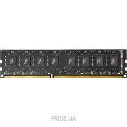 Фото TEAM 4GB DDR3 1333MHz (TED34G1333C901)