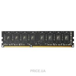 Фото TEAM 4GB DDR3 1600MHz (TED34G1600C1101)