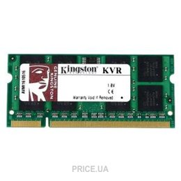 Фото Kingston KVR800D2S5/2G