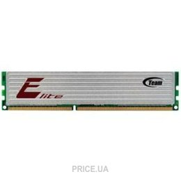 Фото TEAM 2GB DDR3 1600MHz (TPD32G1600HC1101)