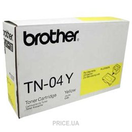 Фото Brother TN-04Y
