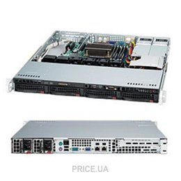 Фото SuperMicro SYS-5019S-CR
