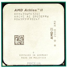 Фото AMD ATHLON II X3 435
