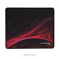 Фото Kingston HyperX FURY S Pro Gaming Mouse Pad Speed Edition (Small) (HX-MPFS-S-SM)