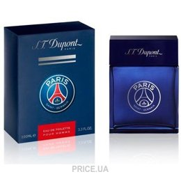 Фото Dupont S.T. Paris Saint Germain EDT