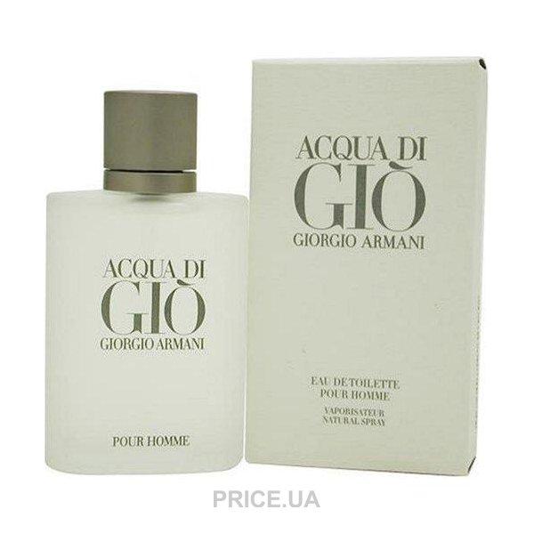 Giorgio Armani Acqua Di Gio EDT  Купить в Украине - Сравнить цены на ... 82169607a72eb