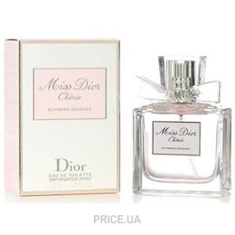 Туалетная вода (EDT) Miss Dior Cherie Blooming Bouquet EDT ➔ купить ... 25f19752a0870