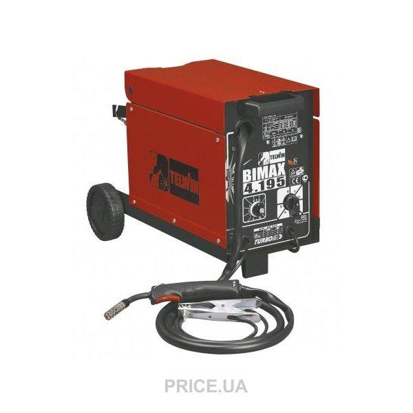 Сварочный аппарат telwin bimax цена бензиновые генераторы dde для дома