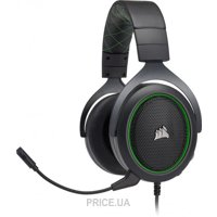 Фото Corsair Gaming HS50 Stereo Green