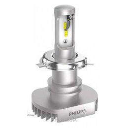 Фото Philips Ultinon +160% H4 6200K (11342ULWX2)