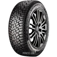 Фото Continental ContiIceContact 2 (255/40R19 100T)