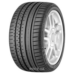 Фото Continental ContiSportContact 2 (245/45R18 100W)