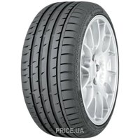 Фото Continental ContiSportContact 3 (245/45R17 95W)