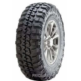 Фото Federal Couragia M/T (265/75R16 119/116Q)