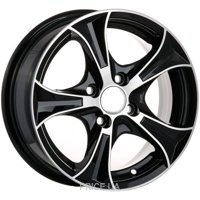 Фото Angel Luxury (R14 W6.0 PCD5x100 ET37 DIA57.1)