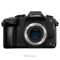 Фото Panasonic Lumix DMC-G80 Body